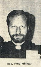 Rev. Fred Milligan