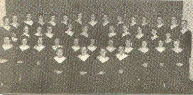 Westminister Choir circa 1960s Kent Newberry director
