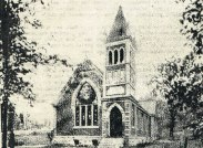 Morgan Park Presbyterian Church 1893 Photo