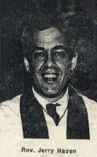 Rev. Jerry Hazen
